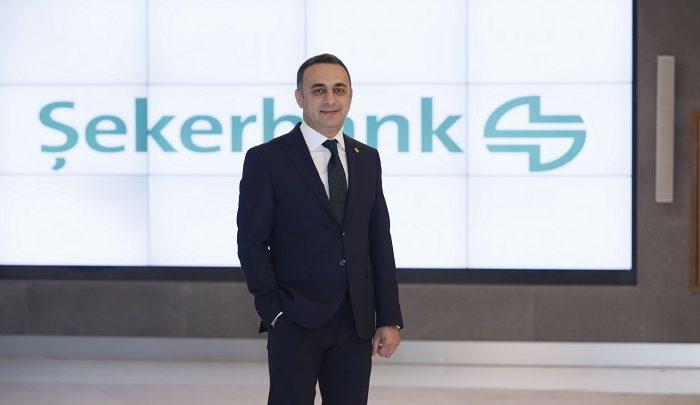 Şekerbank Genel Müdürü Erdal Erdem oldu
