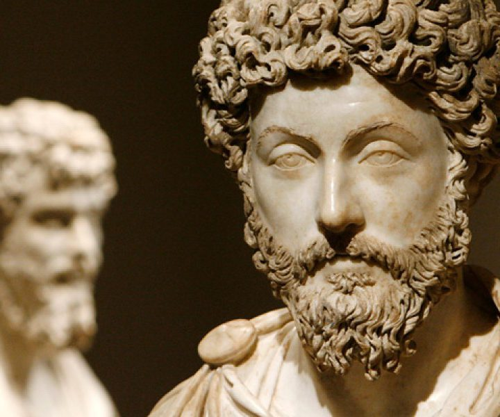MARCUS AURELIUS- SELECTED MEDITATIONS FOR SELF MANAGEMENT