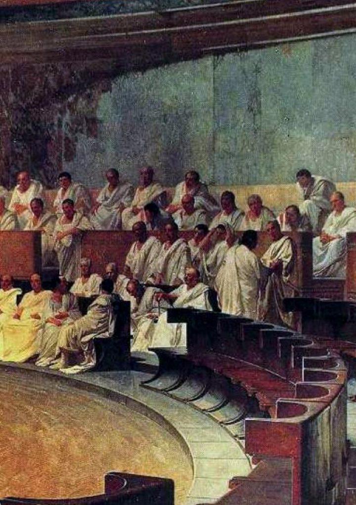 UBI SOCIETAS IBI JUS :YÖNETİCİNİN İLK VE SON DERSİ